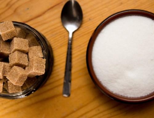 Bruine suiker en cassonade gezonder dan geraffineerde witte suiker?