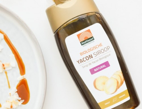Yacon siroop gezond en een goed alternatief voor suiker?