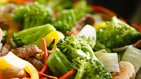 Eten onder koolhydraten lijst