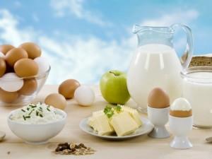 Eten zonder eiwitten lijst