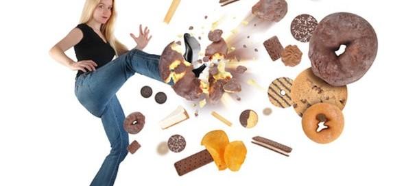 Te weinig suiker eten